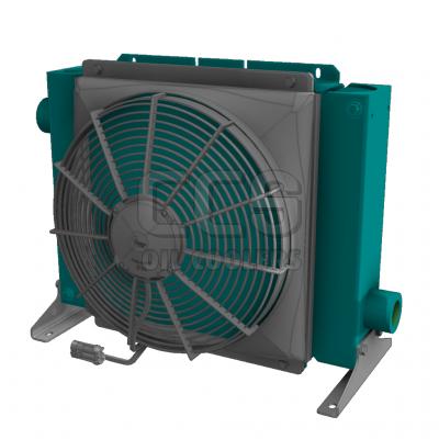 Hydraulic Oil Cooler Fan Control Module with Temperature Sensor 12V or 24V