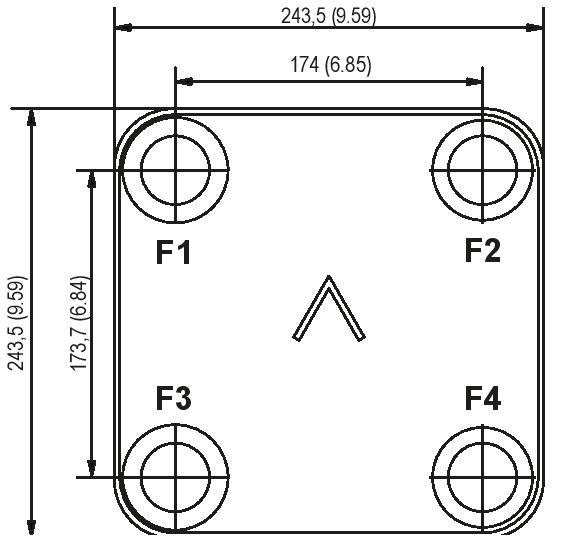 SWEP B30 plaat koeler