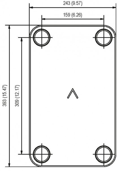 SWEP B35TDW plaat koeler